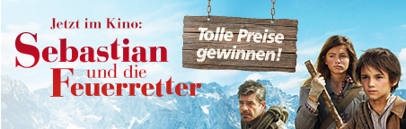 """""""Sebastian und die Feuerretter"""""""