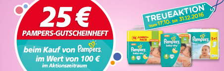 Pampers Treueaktion