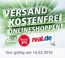 Versandkostenfrei onlineshoppen!