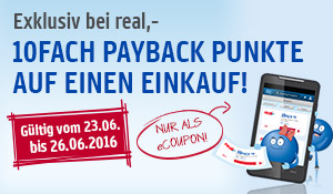 10fach Payback Punkte