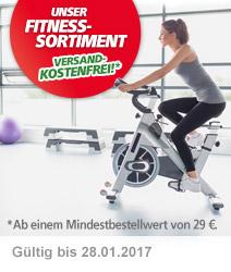 Fitnessartikel versandkostenfrei