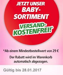 Alles aus der Babywelt versandkostenfrei