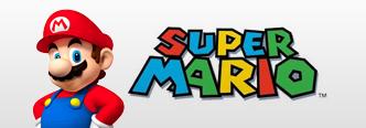 Nintendo Super Mario Spiele