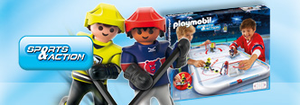 PLAYMOBIL® Sports & Action