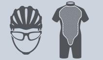 Helme & Fahrradbekleidung
