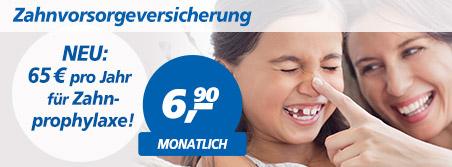 Der optimale Schutz bei Zahnvorsorge-Maßnahmen