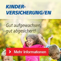 Ambulante Kinderversicherung