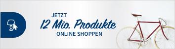 Jetzt 12 Millionen Produkte online shoppen