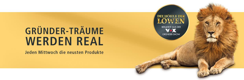 Jeden Mittwoch weitere Produkte - Die Höhle der Löwen